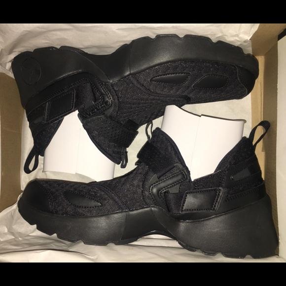 100% authentic ad5f3 a00c4 Air Jordan Trunner LX Triple Black Dog OG NIB🔥